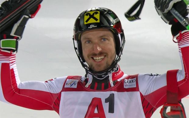 Marcel Hirscher fliegt am Mittwoch nach Åre