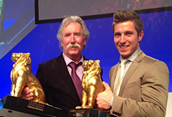 © facebook / Marcel Hirscher: Heute hat jemand einen Preis bekommen, der es viel öfter verdienen würde. Gratuliere Dad :)