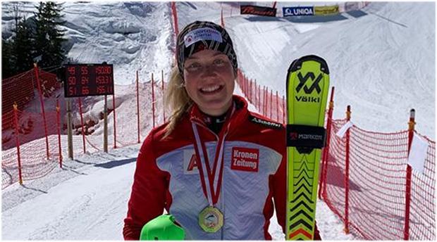 ÖSV Rennläuferin Lisa Hörhager zieht sich schwere Knieverletzung zu