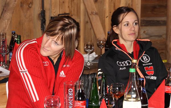 Susanne Riesch & Kathrin Hölzl