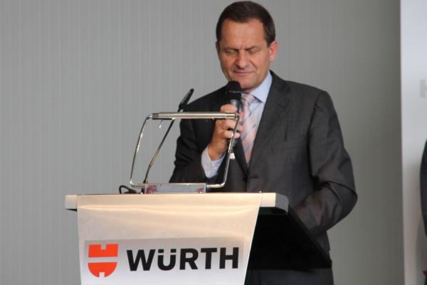 Alfons Hörmann, Präsident des Deutschen Skiverbandes