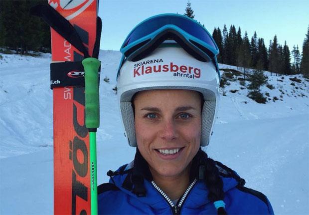Anna Hofer überzeugt beim SAC-Super-G in El Colorado mit Rang zwei
