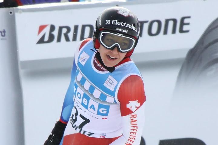© Gerwig Löffelholz / Wendy Holdener Schweizer Nachwuchssportlerin 2011
