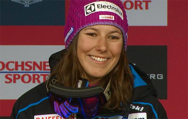 Wendy Holdener wird Schweizer Sportlerin des Jahres
