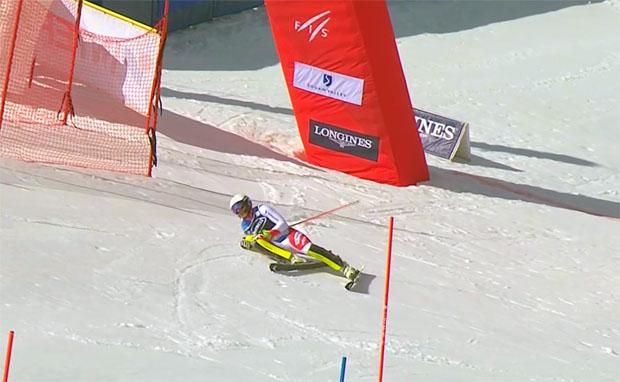 Wendy Holdener vergab möglichen Erfolg im Slalom von Squaw Valley