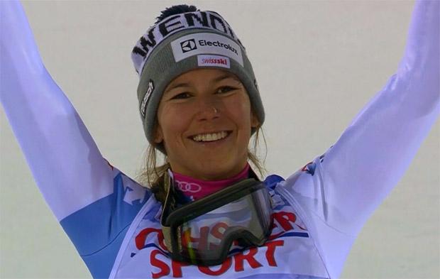Wendy Holdener ist Schweizer Riesenslalom-Meisterin 2018