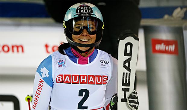 Wendy Holdener und Co. trainieren hart und konzentriert in Zermatt (© HEAD/Christophe Pallot/AGENCE ZOOM)