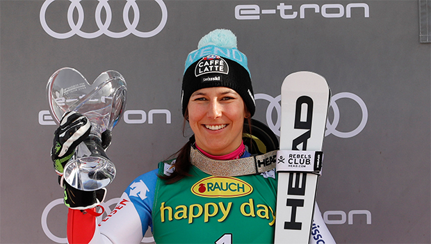 Skiweltcup.TV kurz nachgefragt: Heute mit Wendy Holdener (Foto: © HEAD/ Stanko Gruden/Agence Zoom)