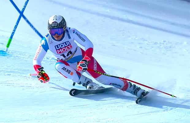 Trotz verpasster WM-Medaille steckt Wendy Holdener den Kopf nicht in den Sand