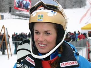 Maria Pietilä-Holmer - Nach Kreuzbandriss wieder zurück