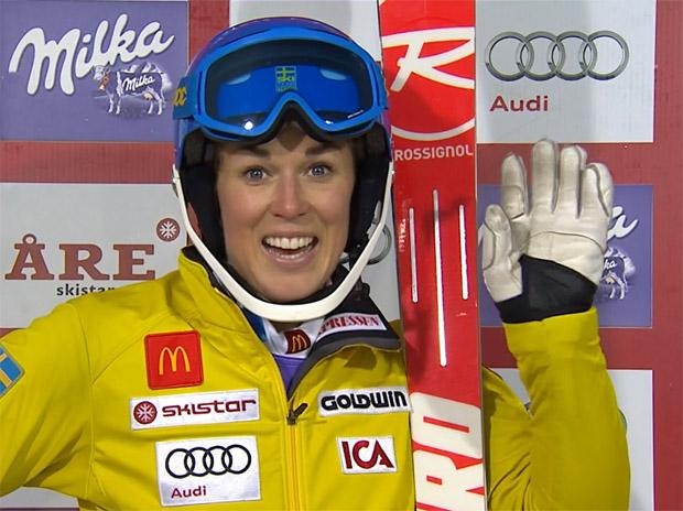 Maria Pietilä-Holmner beendet ihre Karriere