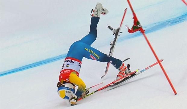 Ski WM 2017 für Maria Pietilä-Holmner in Gefahr