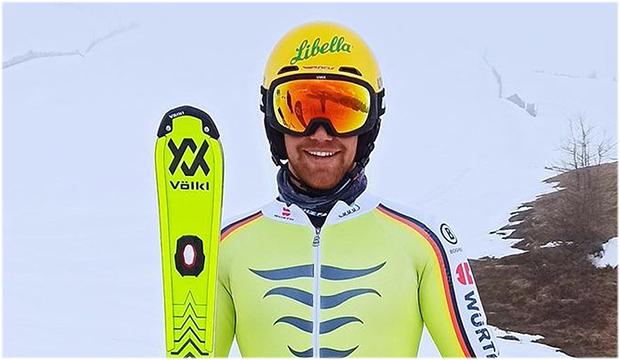 """Sebastian Holzmann im Skiweltcup.TV-Interview: """"Die Saison war ein Auf und Ab!"""" (Foto: Sebastian Holzmann / Instagram)"""