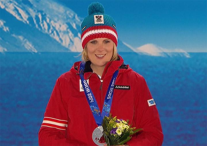 Nicole Hosp (AUT)