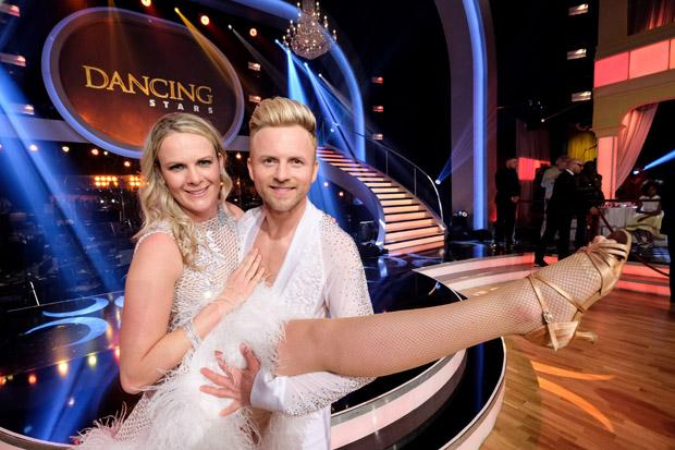 """""""Dancing Stars"""" 2017: Für Niki Hosp war nach der Vorschlussrunde Schluss (Foto:  ORF / Hans Leitner)"""