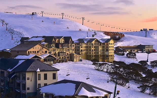 Australische Skigebiete müssen wegen Corona ihre Tore schließen (Foto: © Hotham Alpine Resort / Facebook)