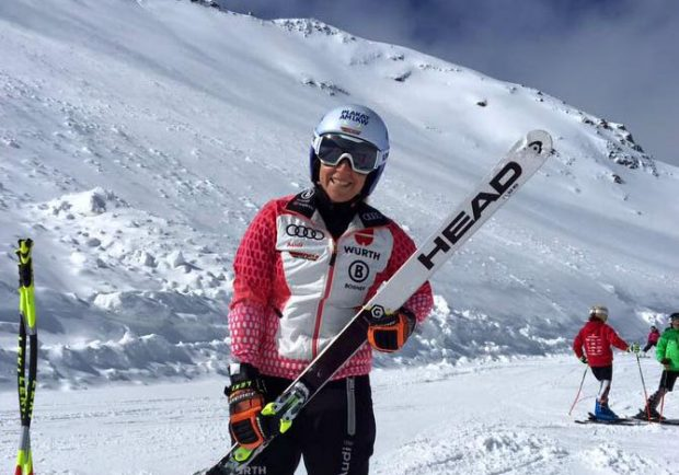 Bald wieder zurück im Skiweltcup (Foto: Veronique Hronek / Facebook)