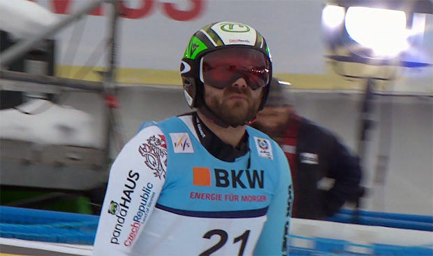 Glück im Unglück für Jan Hudec