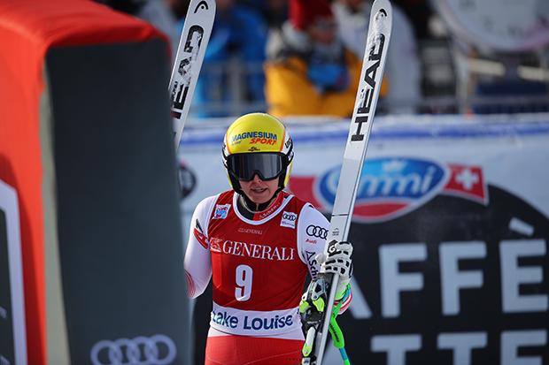Cornelia Hütter wird in dieser Saison keine Weltcuprennen mehr bestreiten (Foto: © HEAD/AGENCE ZOOM)