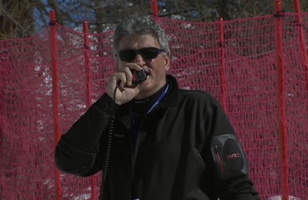 FIS Herren Renndirektor Günter Hujara
