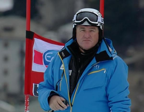 FIS Renndirektor Günter Hujara