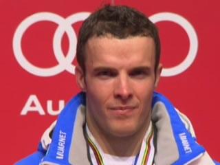 Super G Weltmeister 2011 Christof Innerhofer