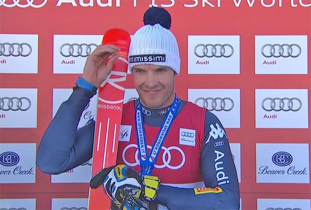 Skirennläufer Christof Innerhofer liebt die Bodenständigkeit