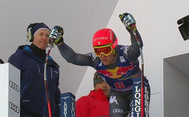 Kein Garmisch-Start - aber Christof Innerhofer gibt so schnell nicht auf