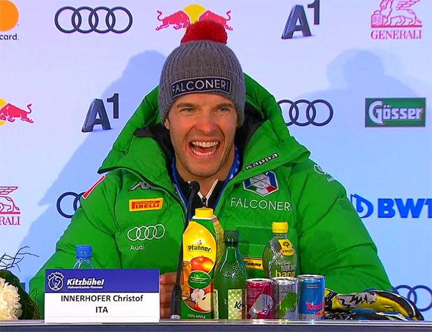 Christof Innerhofer hofft auf Start in Garmisch und bei WM