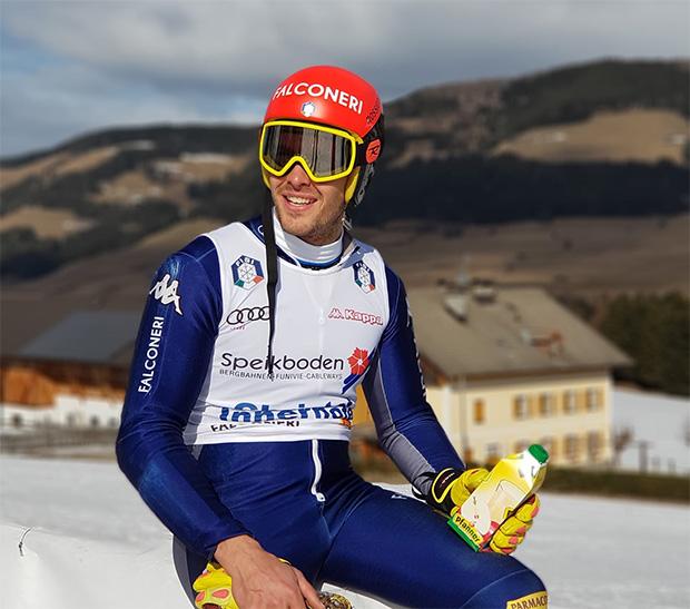 """""""Ich kann es jetzt schon kaum erwarten wieder auf den Ski zu stehen, zu trainieren, und vor allem Rennen zu fahren, was meine große Leidenschaft ist. """" (Foto: © Hubertus)"""