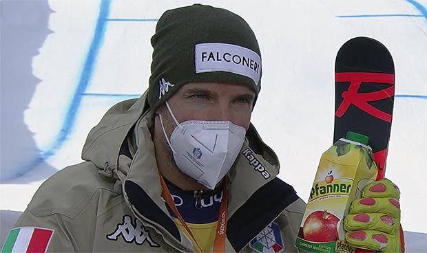 Christof Innerhofers vierter Platz in der zweiten Kitz-Abfahrt fühlt sich wie ein Sieg an