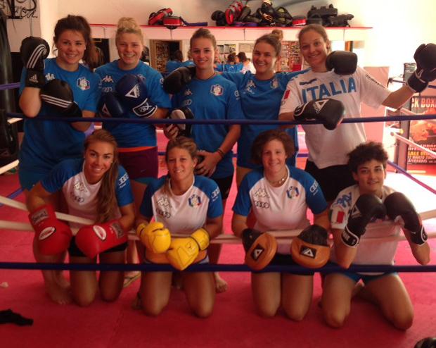 © fisi.org / Ein Arbeitstag mit dem italienischen Europacup-Team in Novara