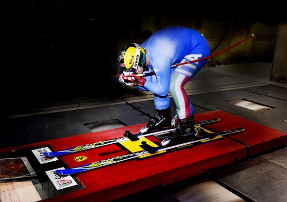 © fisi.org / Windkanal bei Ferrari