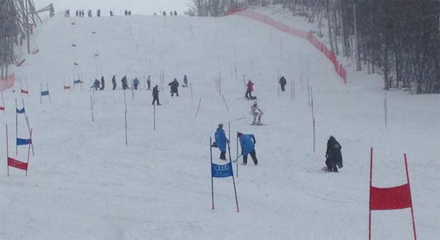 © fisi.org / Tiefer Winter bringt Trainingsplan durcheinander