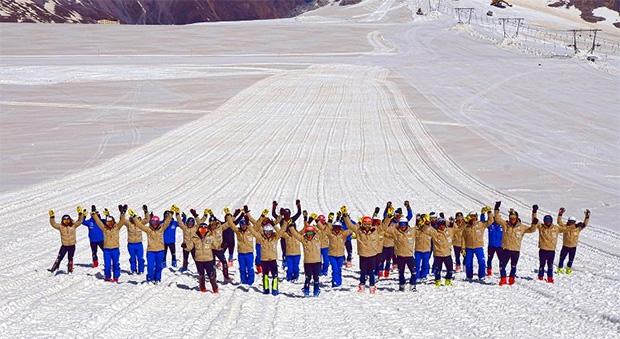 Saisonvorbereitung des italienischen Ski-Teams läuft auf Hochtouren (Foto: © Archivio FISI)