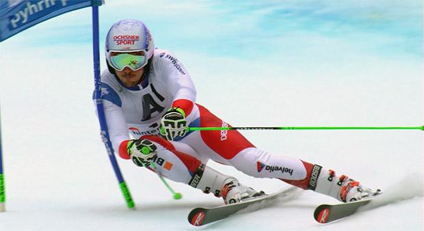Carlo Janka möchte noch viele Rennen gewinnen