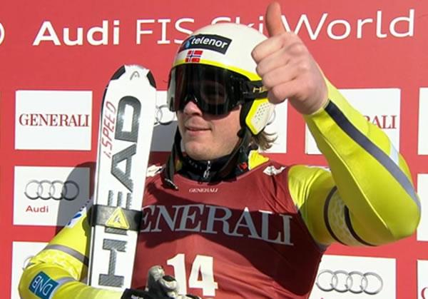 Am Samstag bei der Abfahrt geht Kjetil Jansrud bereits mit Startnummer 1 ins Rennen und sorgt damit von der ersten Minute an für ein spannendes Rennen.