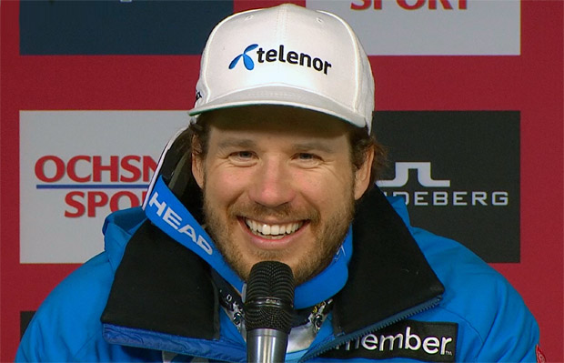 SKI WM 2017: Silberjunge Kjetil Jansrud im Portrait