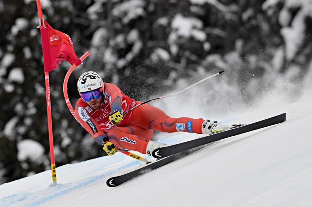Kjetil Jansrud hat Super-G-Kristall sicher (© HEAD / Jonas Ericsson/Agence Zoom)