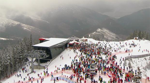 Der slowakische Skiort Jasná ist bereit für die Damen-Weltcuprennen