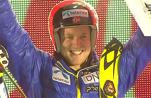 Truls Johansen gewinnt Europacup City Event in St. Vigil