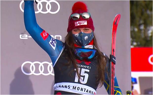 Wird Breezy Johnson um ihren möglichen Olympiatraum geprellt?