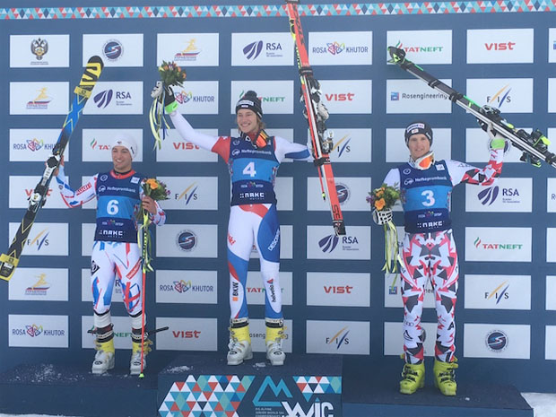 Der Bronze-Medaillen-Gewinner im Riesenslalom: Maximilian Lahnsteiner (Foto: ÖSV)