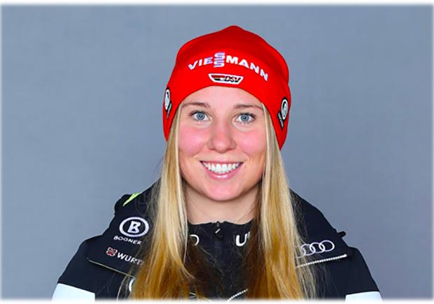 DSV News: Nadine Kapfer will bald im Ski Weltcup ankommen (Foto: © Deutscher Skiverband)