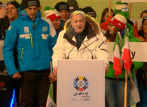 Die Ski Weltmeisterschaft 2017 in St. Moritz ist eröffnet