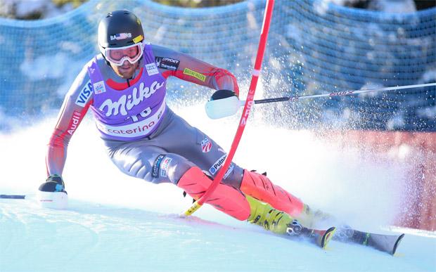 © Kraft Foods / Tim Kelley hört mit dem Skirennsport auf