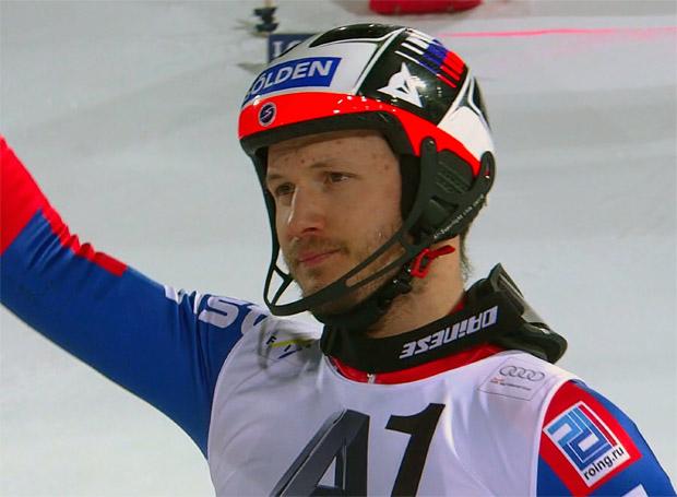 Aleksandr Khoroshilov kehrt aufs Podium zurück