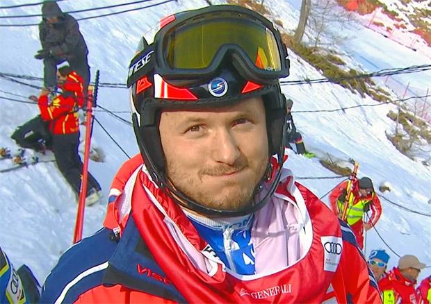 Fischer Ski News: Alexandr Khoroshilov sichert sich Platz drei in Val d'Isère
