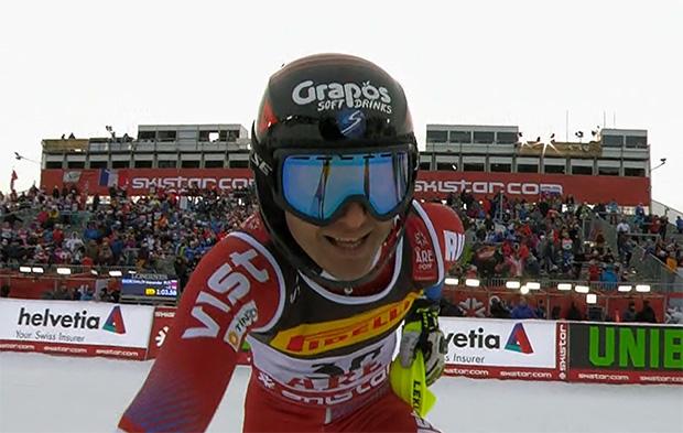 Auch Alexander Khoroshilov wird uns aus Ushuaia grüßen