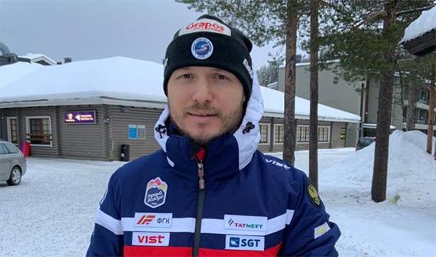 Daumenbruch könnte Alexander Khoroshilovs Levi-Start verhindern (Foto: © fgssr.ru)